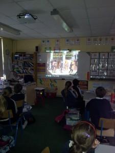 Classroom Cinema!
