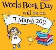 World Book Day 2013