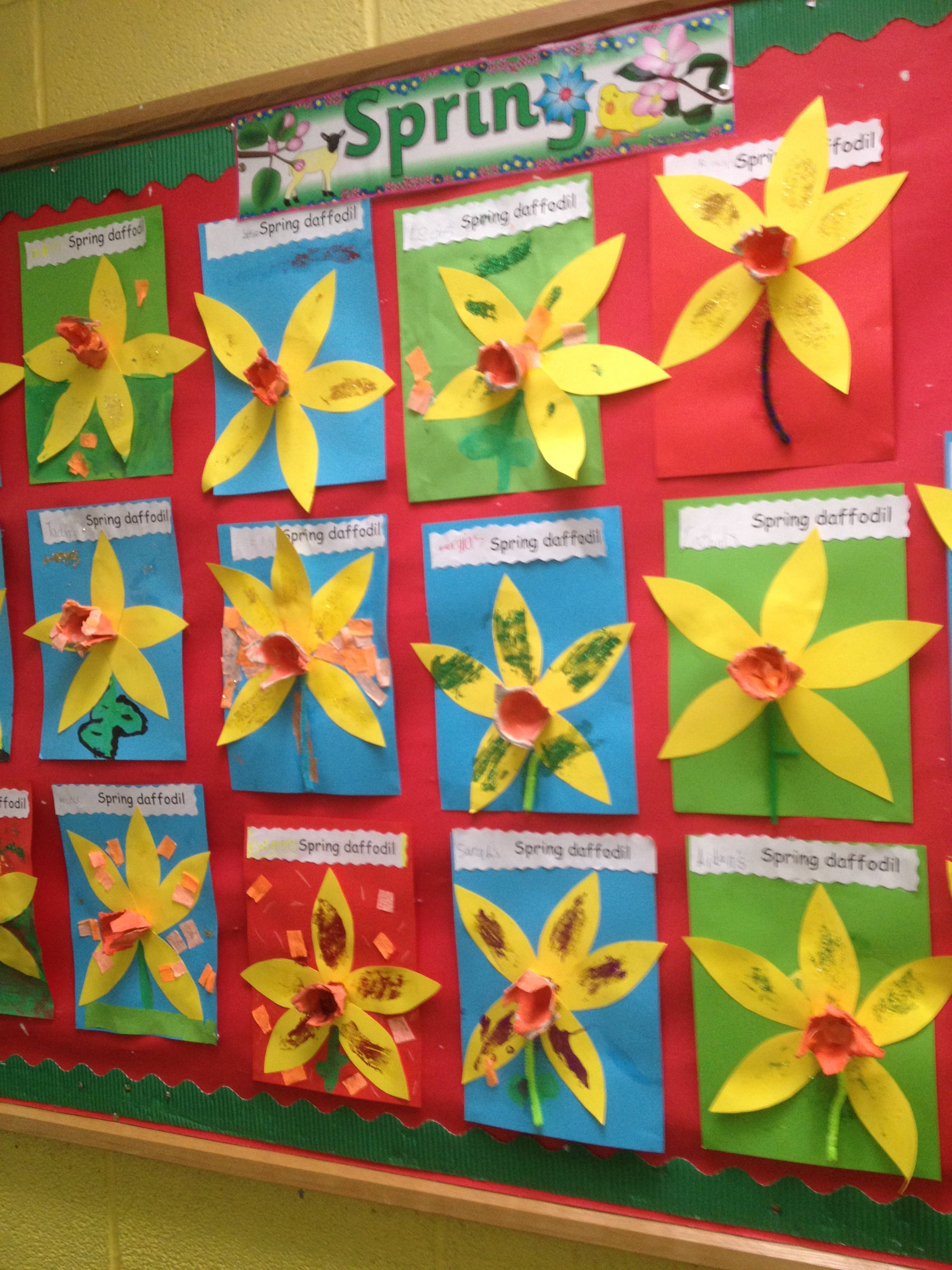 Spring In Senior Infants