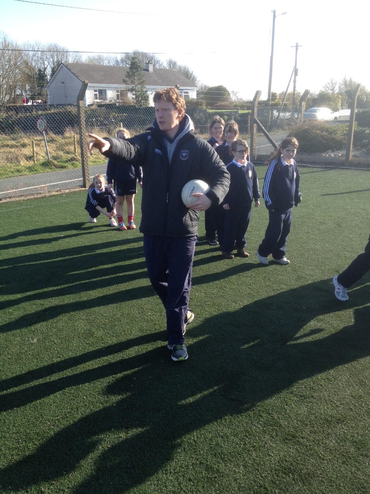 Gaelic Skills Competition