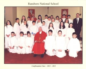 6th class Confirmation