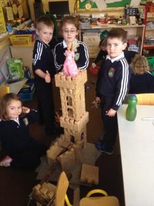 Rapunzel's tall tower