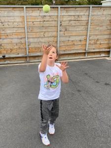 throwing 5